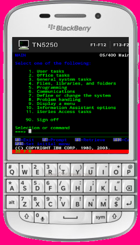 VNC for BlackBerry PlayBook and Phone 10 - Download Free